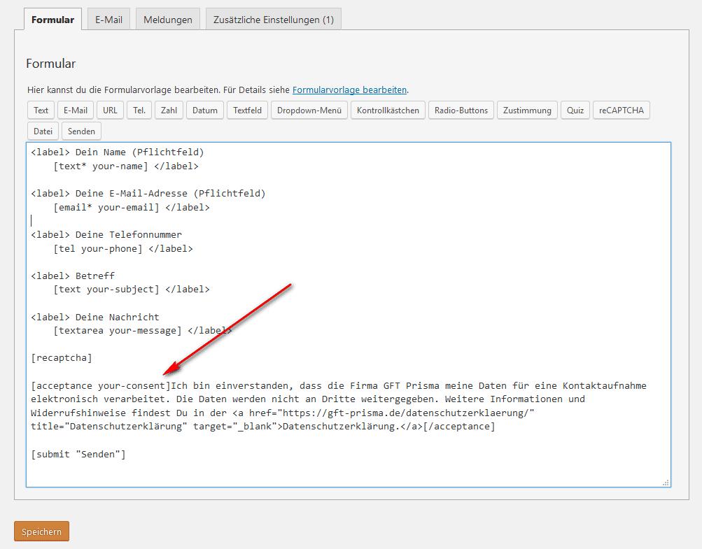 E-Mail Datenschutz