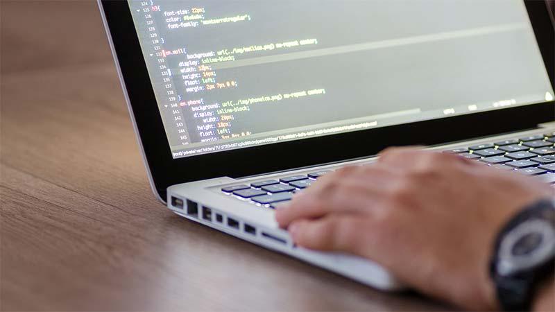 Stellenanzeige Webentwickler (m/w)