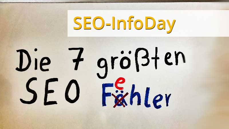 ‍ SEO-InfoDay In Schenkenzell – 23. August 2018