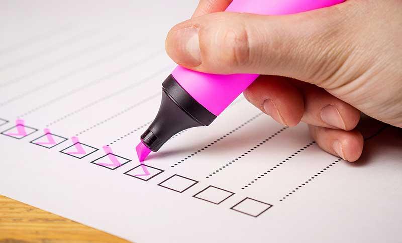 SEO Checkliste für Suchmaschinenoptimierung